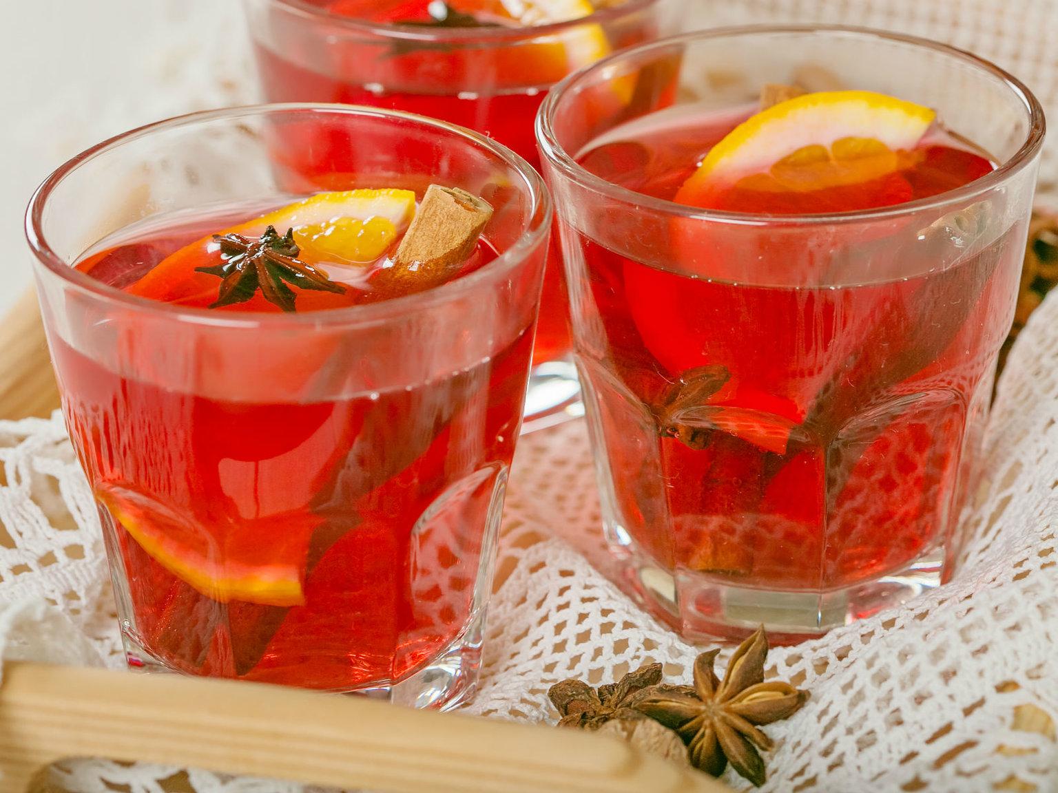 10 loại cocktail xua tan cái lạnh đêm Giáng Sinh