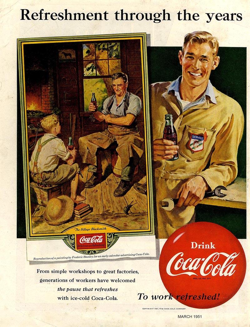 Các nhà thiết kế quảng cáo tương lai mau ra đây học hỏi những poster đồ cổ này nào!