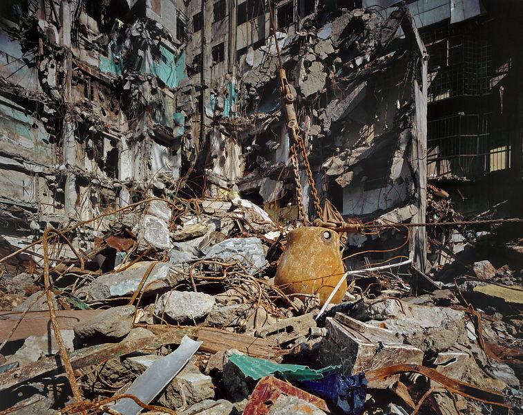 Câu chuyện buồn đằng sau những thành phố 'ma' trên thế giới