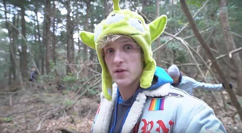 Đăng video quay xác người tự tử, 'sao Youtube' Logan Paul phải xoá clip và xin lỗi