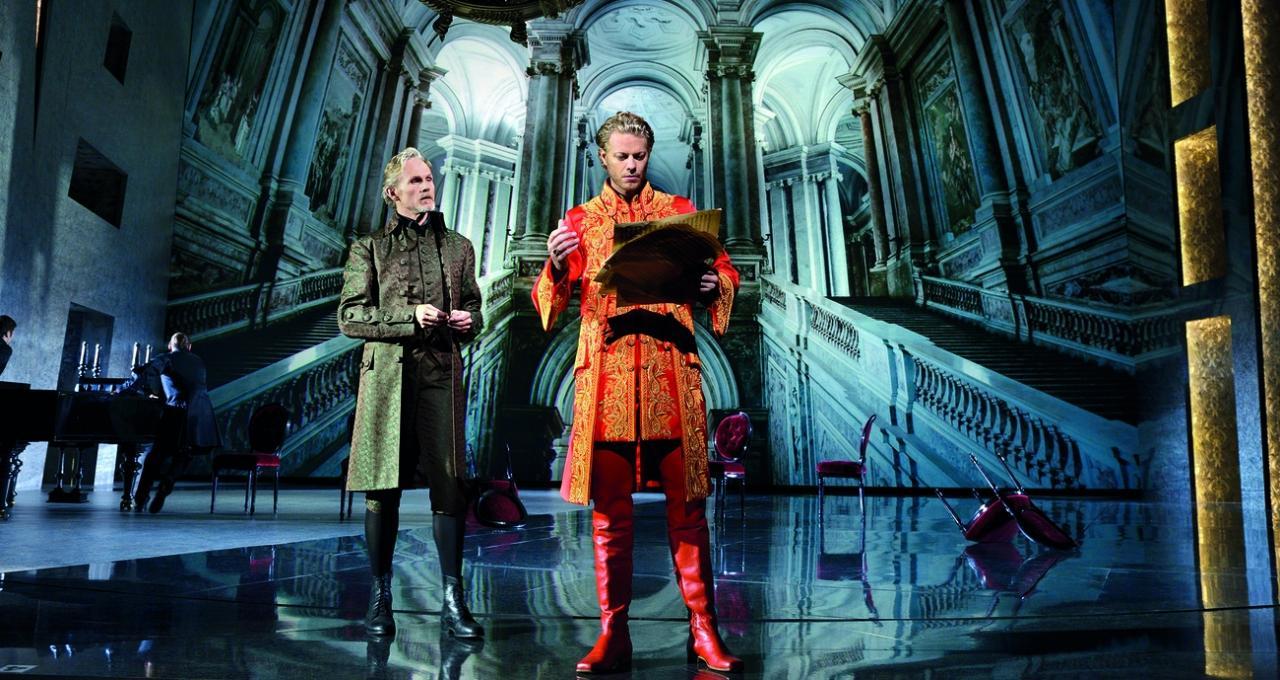 Mozart! das Musical: Dùng âm nhạc khắc hoạ chân dung nhà soạn nhạc thiên tài nước Áo