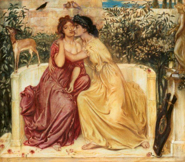 Lịch sử cho thấy 'Women Married' đã diễn ra trước 'Gay Married' từ rất lâu rồi