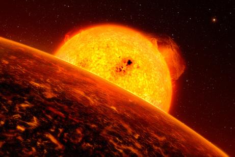 10 hành tinh 'ác quỷ' sẽ biến con người thành cát bụi trong tích tắc