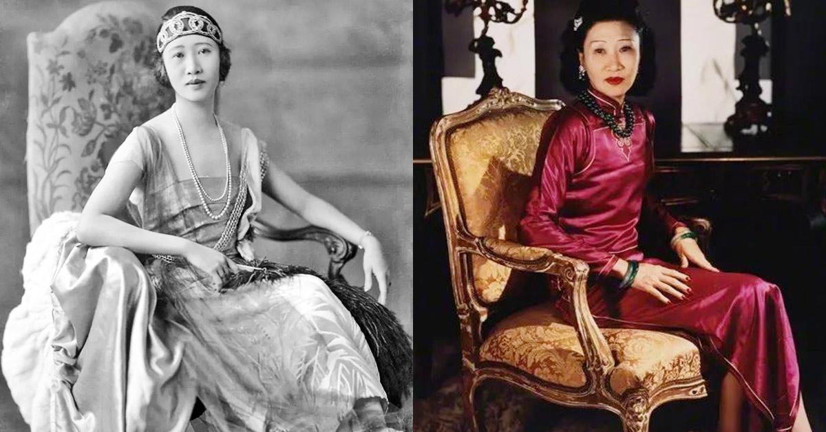 Hoàng Huệ Lan - 'Fashionista' đầu tiên của Trung Quốc