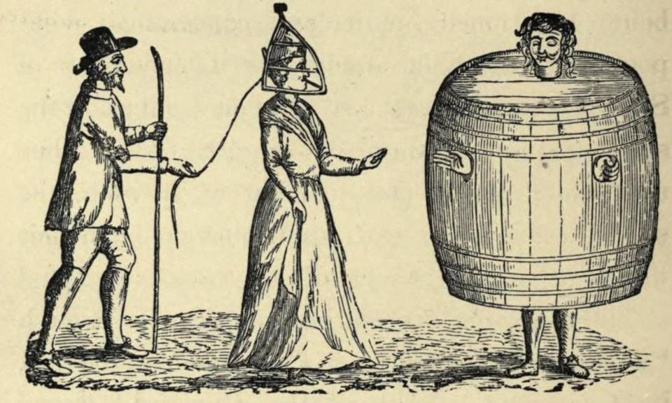 Sinh ra là phụ nữ đã khổ, sống dưới thời Trung cổ còn khổ hơn gấp vạn