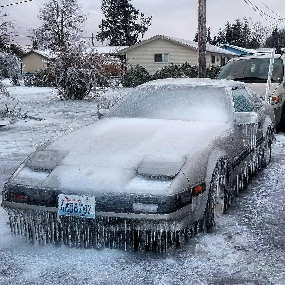 Năm nay mùa đông không lạnh? Xem loạt ảnh này để thấy 'tái tê' ngay lập tức!