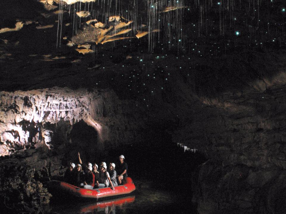 17 địa danh nhìn cứ như 'tác phẩm' của người ngoài hành tinh