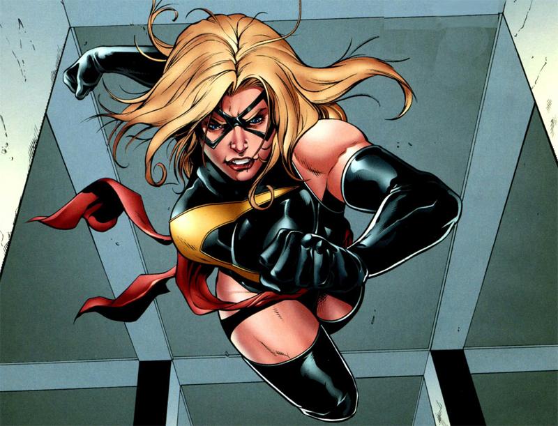 'Lục lọi' tủ quần áo của nữ siêu anh hùng mới nhất sắp lên phim: Captain Marvel