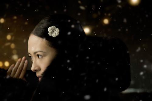 Những cảnh tuyết rơi đẹp đến mê mẩn trong phim Hoa ngữ