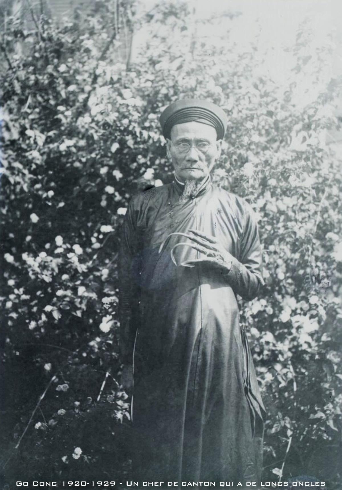Để móng tay dài ngoằng - Xu hướng làm đẹp 'hot' nhất Việt Nam thập niên 1920