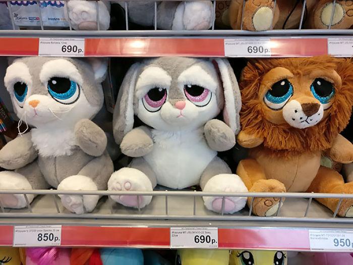 Nếu bạn nghĩ cuộc đời mình bất hạnh thì hãy nhìn những món đồ chơi này đi! (Kỳ cuối)