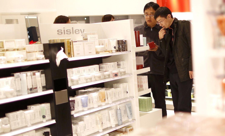 Hàn Quốc là đất nước có số lượng nam giới chăm mua mỹ phẩm nhiều nhất thế giới