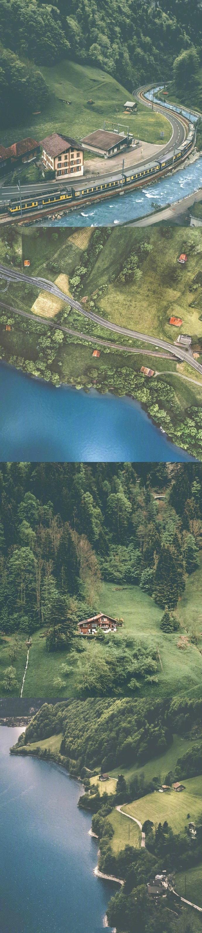 Tên là Iceland nhưng nhìn đâu cũng thấy màu xanh mướt