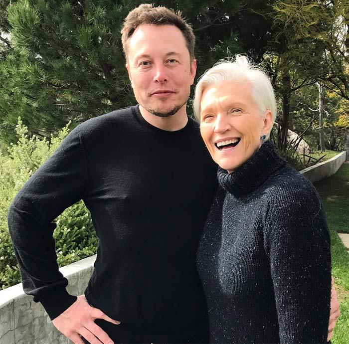'Mẹ nhà người ta' của tỉ phú Elon Musk