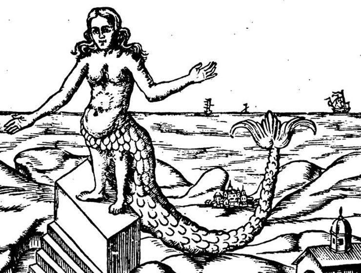 9 sinh vật trong truyền thuyết chúng ta mong mỏi một ngày chúng bước ra đời thực