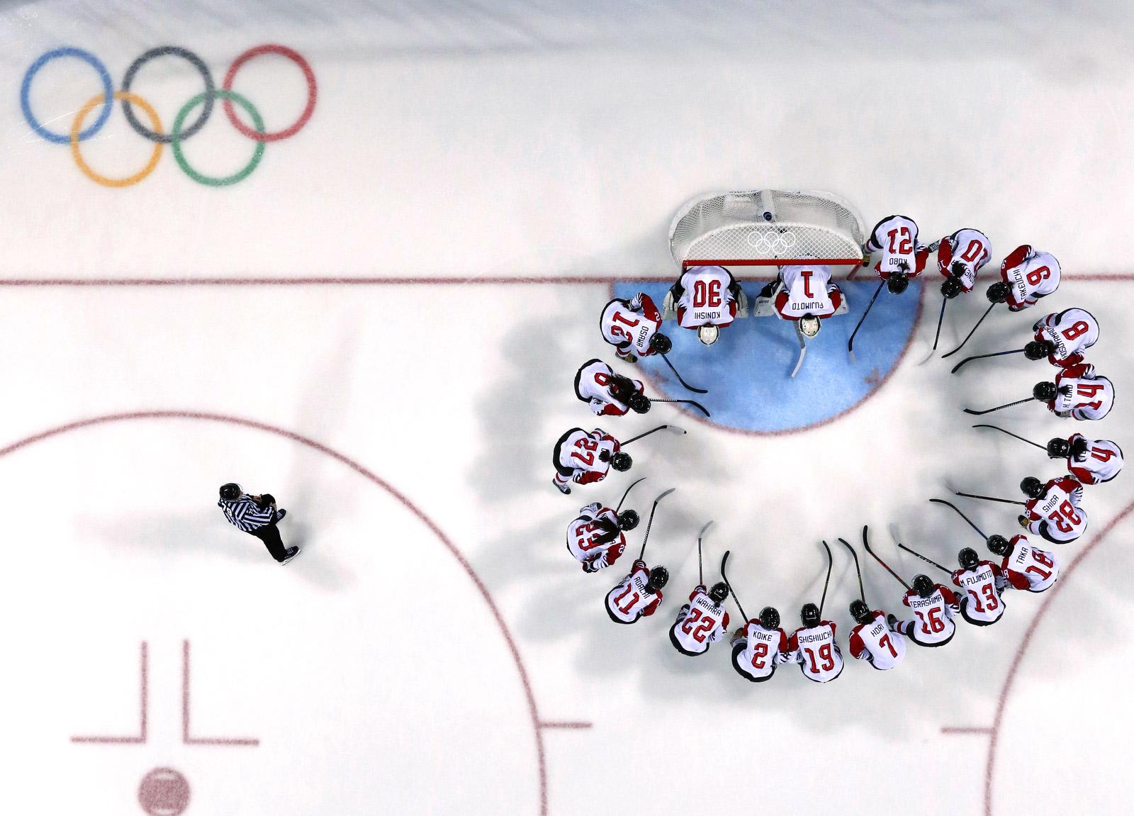 Những hình ảnh 'để đời' của Thế vận hội Mùa đông 2018
