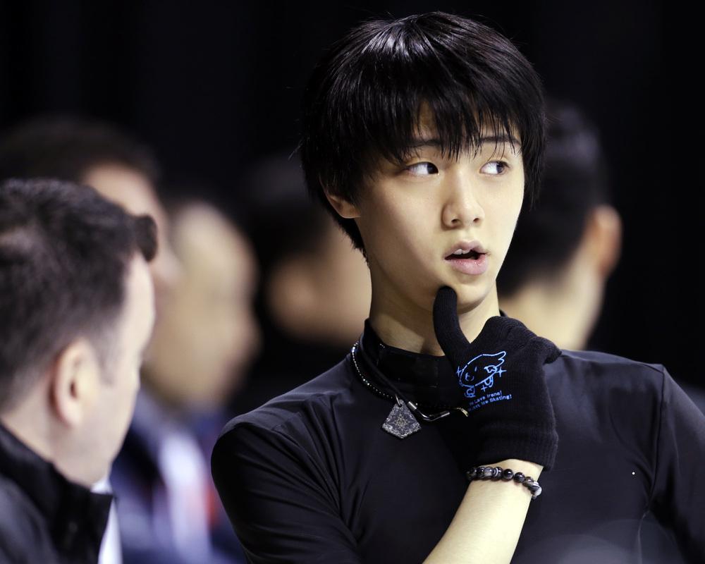 Chân dung 'cute hết hồn' của đương kim vô địch 2 lần liên tiếp môn trượt băng Olympic