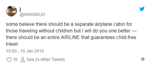 Khoang cấm trẻ em trên máy bay - 'Giấc mơ' của biết bao hành khách sắp thành hiện thực?