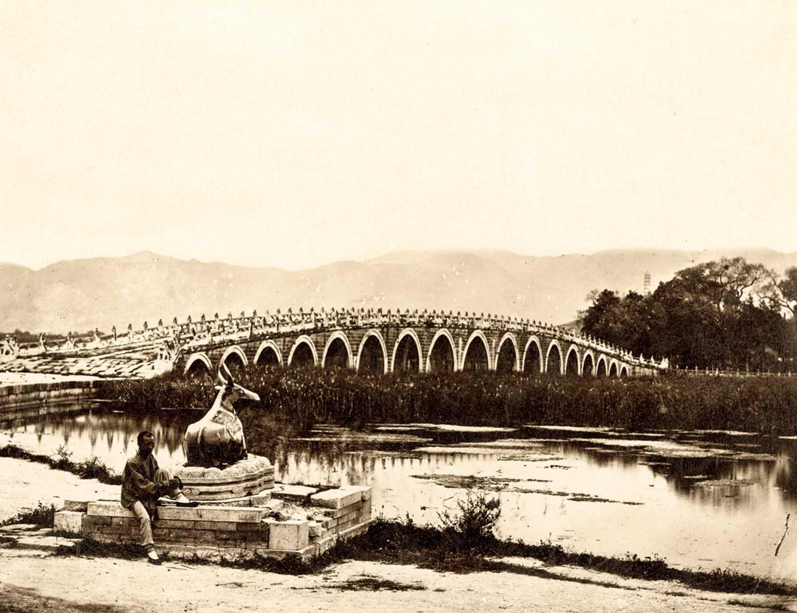 Ảnh hiếm về triều đại cuối cùng của Trung Quốc thế kỷ 19 do người Anh chụp lại