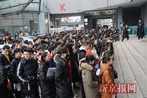 'Bay lòng vòng' ngắm nam thanh nữ tú dự thi vào các trường nghệ thuật hàng đầu Trung Quốc