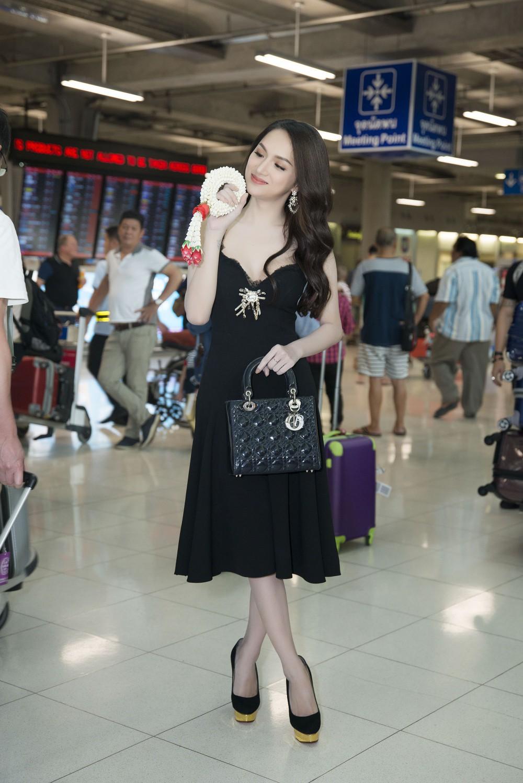 8 khoảnh khắc tuyệt đẹp tại HH Chuyển giới Quốc tế khiến dân Thái 'phải lòng' Hương Giang