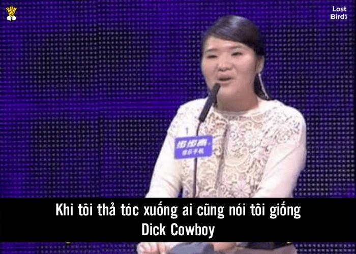 Những pha 'chặt chém' bá đạo trong show hẹn hò Trung Quốc