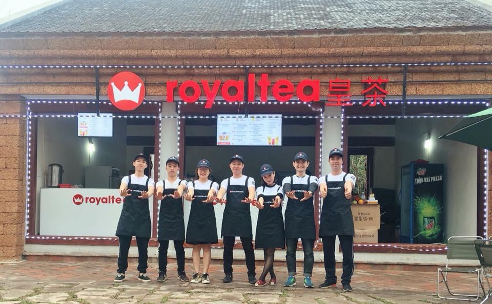 Giới trẻ háo hức khi thị trường trà sữa đã xâm chiếm chốn chùa chiền