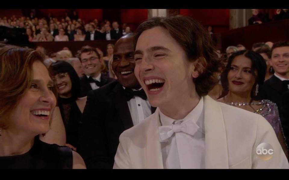 Oscar 2018 và những 'cây hài' vụt sáng không cần đến tượng vàng