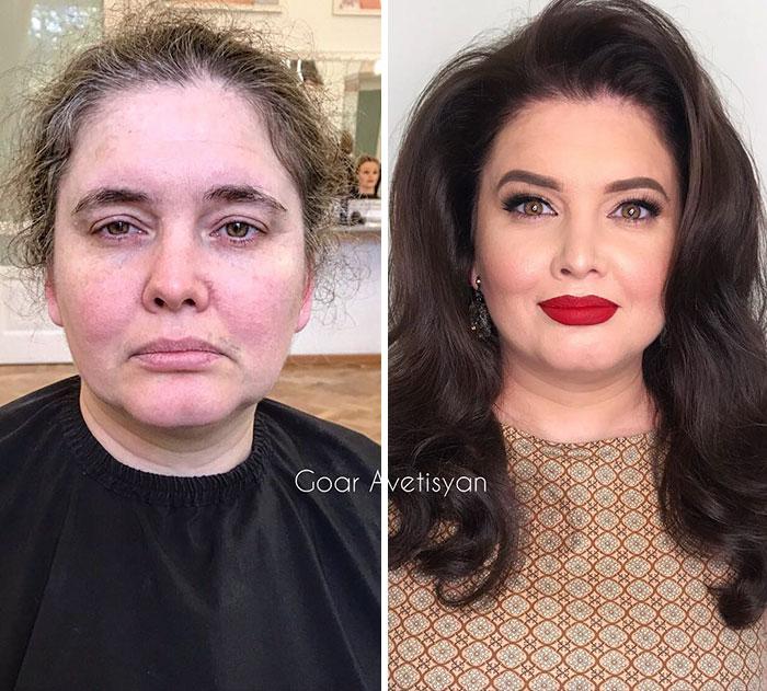 'Phù thuỷ trang điểm' trả lại vẻ đẹp cho những phụ nữ bị huỷ hoại khuôn mặt