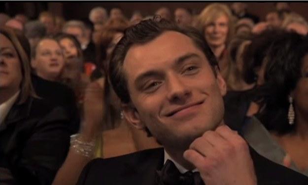 Phản ứng của 17 ngôi sao khi nhìn đối thủ 'nẫng tay trên' tượng vàng Oscar