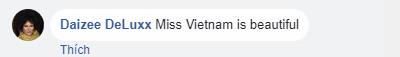 Bình luận 'khó nghe' của cư dân mạng Việt Nam trên trang Miss International Queen 2018