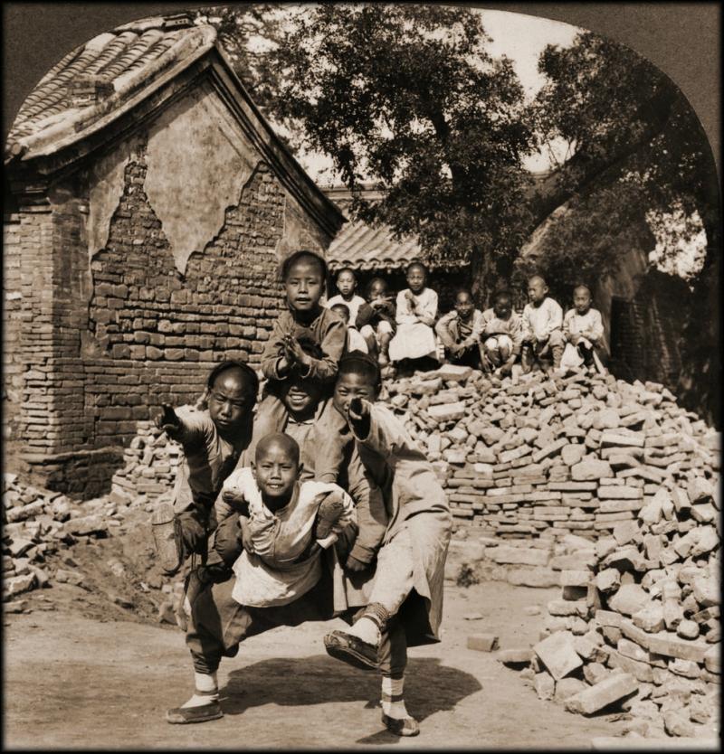 Trung Hoa trong giai đoạn cuối cùng của triều đại phong kiến (Kỳ 1)