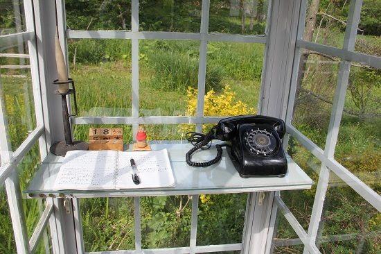 Điện thoại gió - Nơi để người sống 'nói chuyện' với người đã khuất tại Nhật Bản