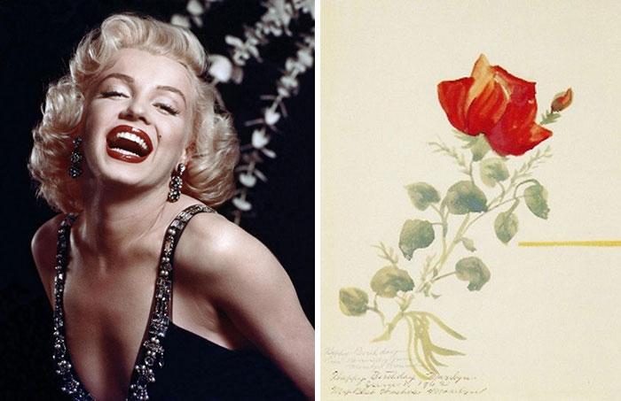 Chiêm ngưỡng tài hội họa của Marilyn Monroe, Johnny Depp và loạt sao Hollywood
