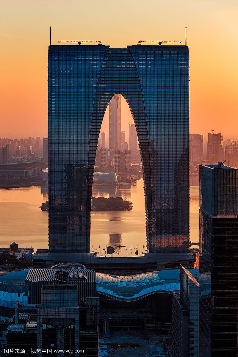 3 'toà nhà hình chiếc quần' bị dân mạng Trung Quốc cười nhạo suốt ngày