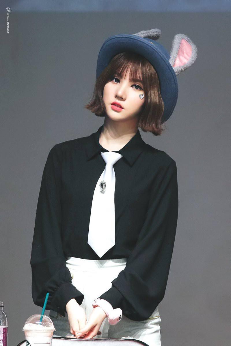 Mũ tai thỏ Judy trở thành hot trend ở Hàn nhờ công lăng xê của loạt idol nổi tiếng