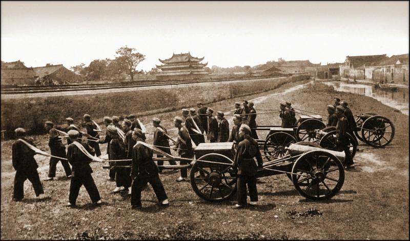 Trung Hoa trong giai đoạn cuối cùng của triều đại phong kiến (Kỳ cuối)