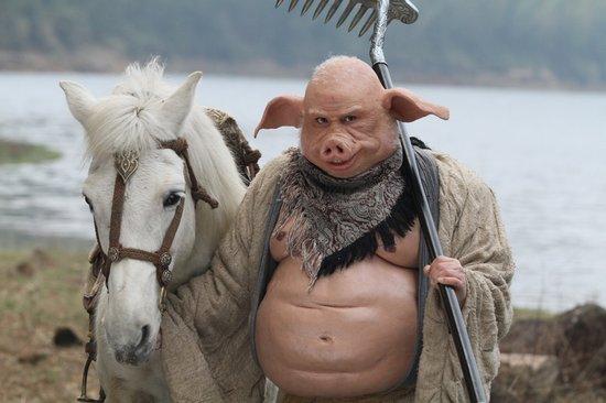 Nam diễn viên 'Trư Bát Giới' tăng tận 45kg để vào vai nhưng vẫn không được đón nhận