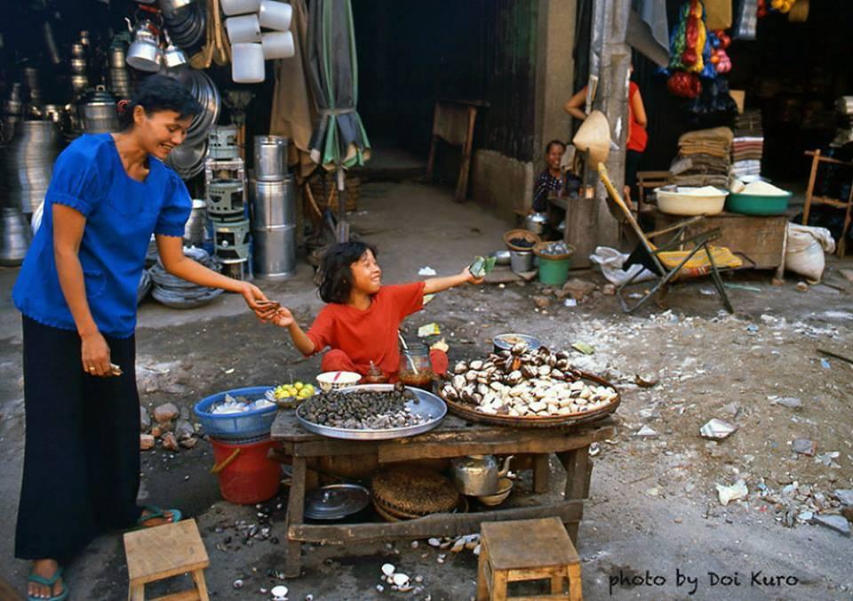 Sài Gòn thập niên 90 qua ống kính của nhiếp ảnh gia người Nhật (Kỳ cuối)