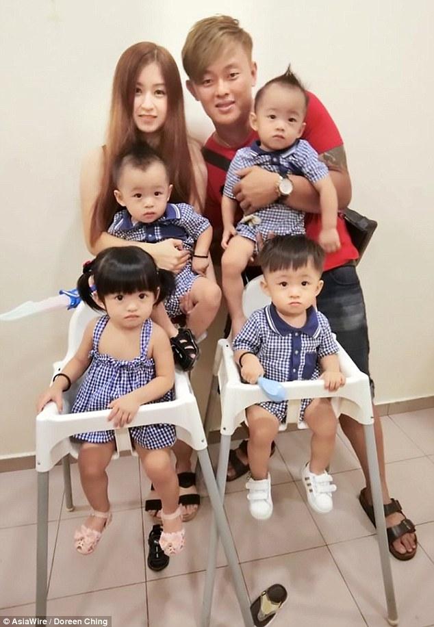 Phản ứng của cánh đàn ông trước bức ảnh da bụng rạn nứt của bà mẹ 4 con