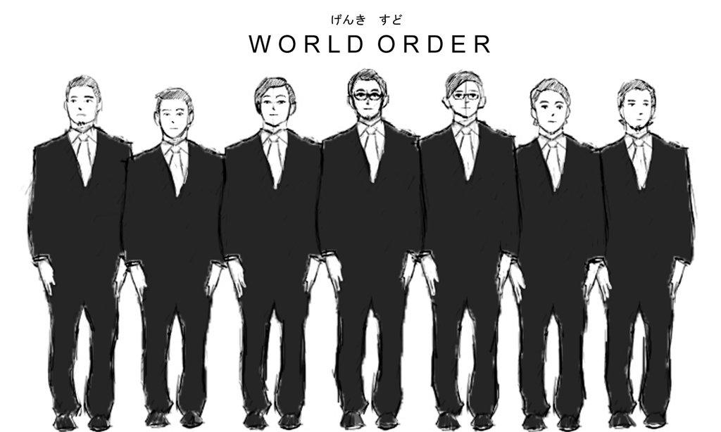 Nhóm nhạc toàn trai đẹp, chỉ mặc vest và nhảy múa khắp đường phố Nhật Bản
