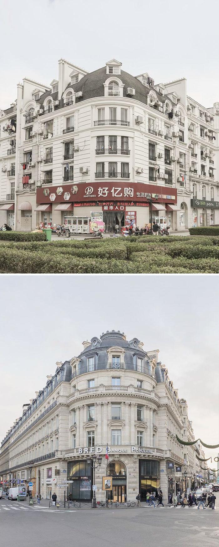 'Paris phiên bản lỗi' của Trung Quốc đã vượt lên chính mình như thế nào?