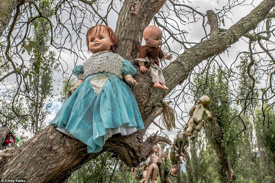 'Đảo búp bê': Vùng đất rùng rợn và những câu chuyện đồn thổi ma quái