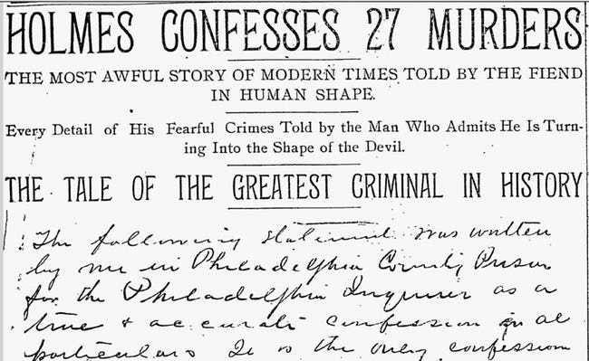 Những bức thư ám ảnh của kẻ giết người hàng loạt (P1)