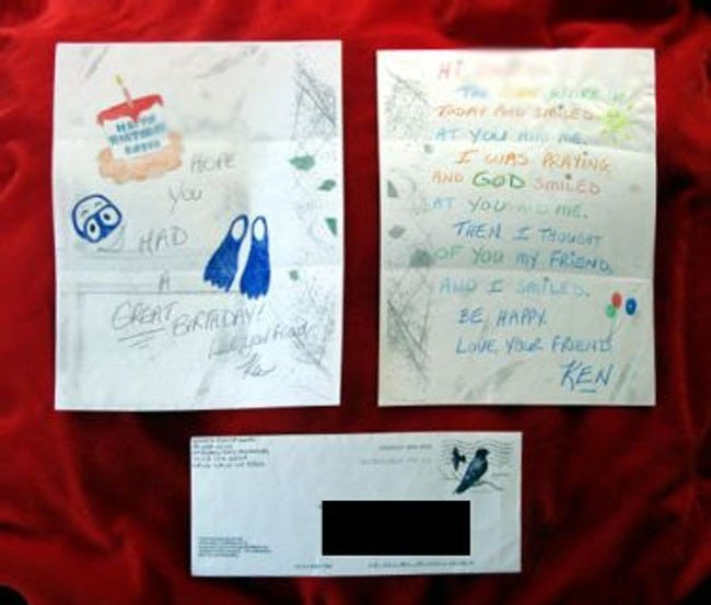 Những bức thư ám ảnh của kẻ giết người hàng loạt (P4)
