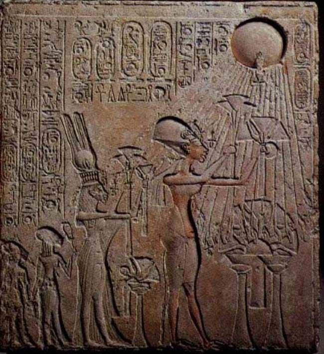 21 sự thật ít người biết về nữ hoàng Nefertiti quyền lực của Ai Cập cổ đại (P1)