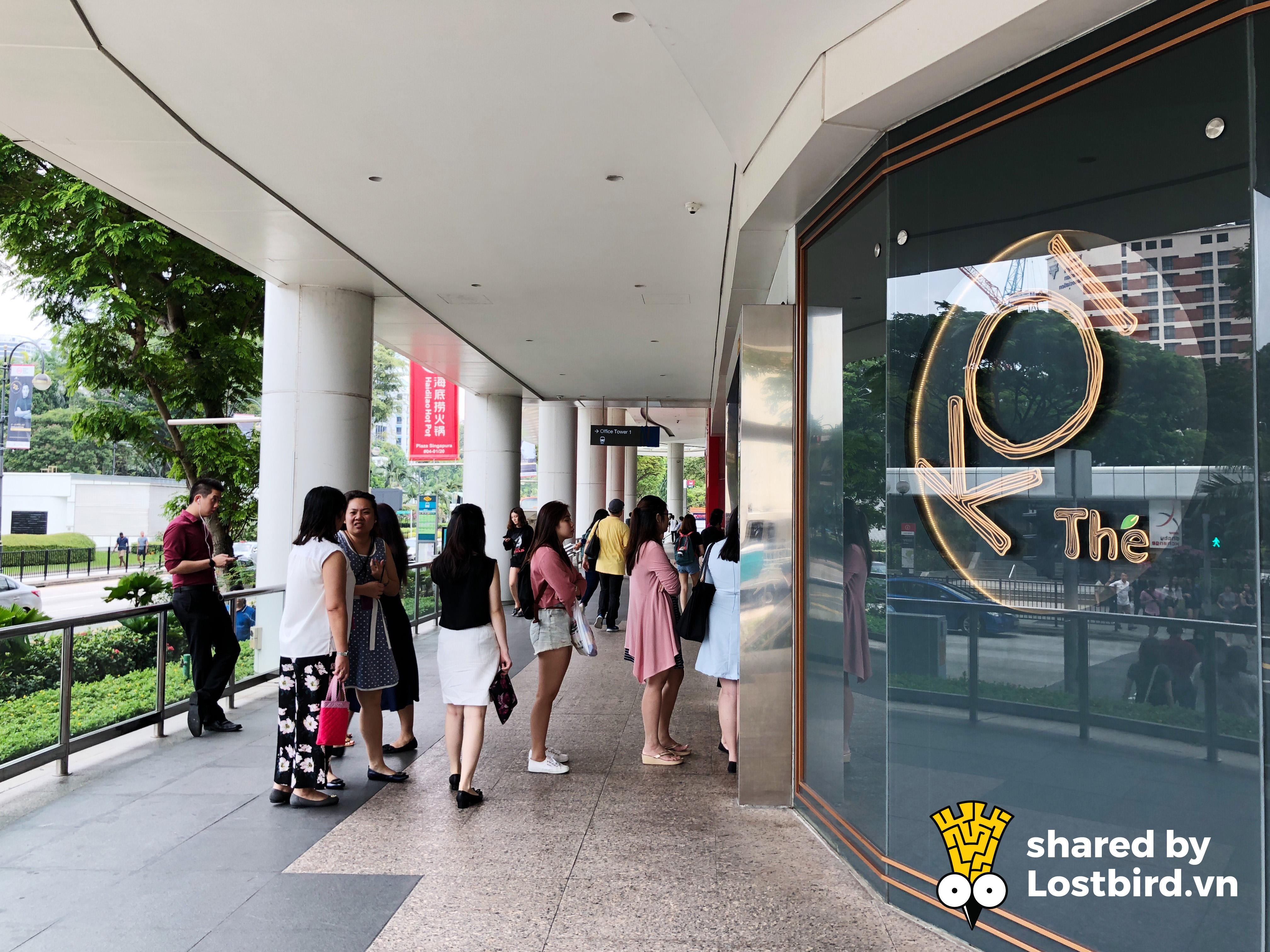 Vừa uống vừa nghe kể 'Truyền Kỳ Trà Sữa' tại Singapore với nhiều bí mật bất ngờ