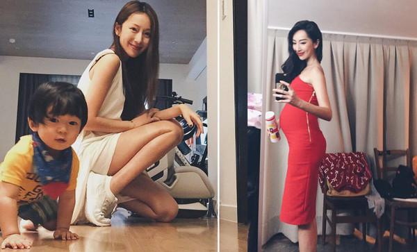 Siêu mẫu xứ Đài 'mách nhỏ' hội chị em bí kíp giảm 13kg sau khi sinh con