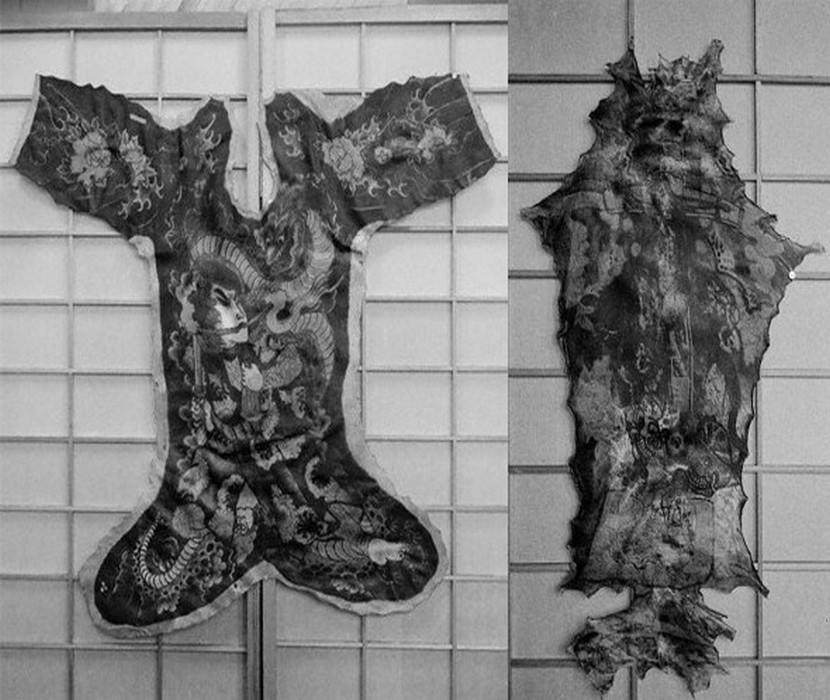 Rùng mình thăm quan bảo tàng lưu trữ hình xăm trên da người chết