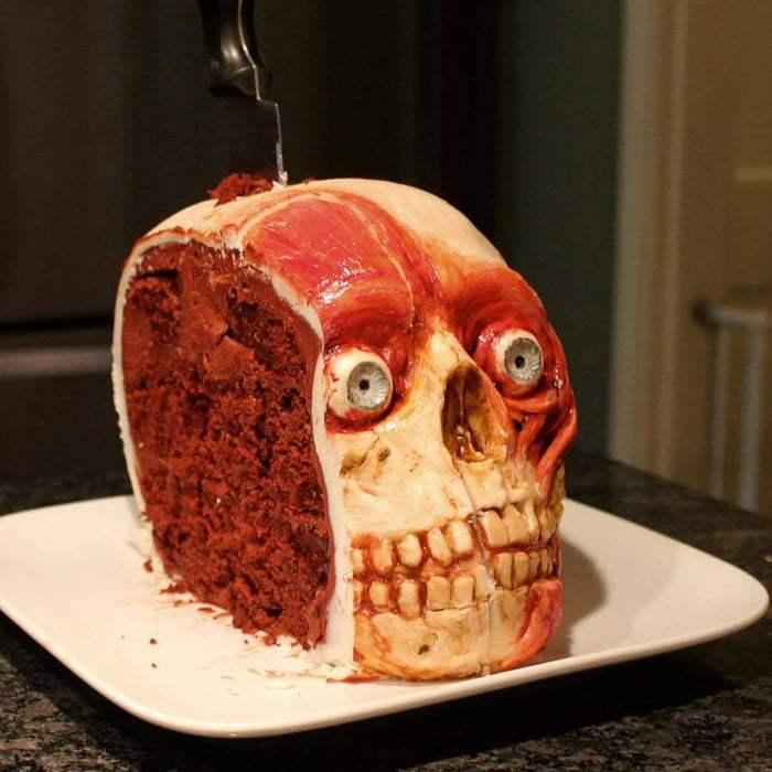 Những chiếc bánh kem chỉ dám nhìn thôi, ăn... bỏ đi!